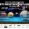 Piljardi Eesti Meistrivõistlused 2019